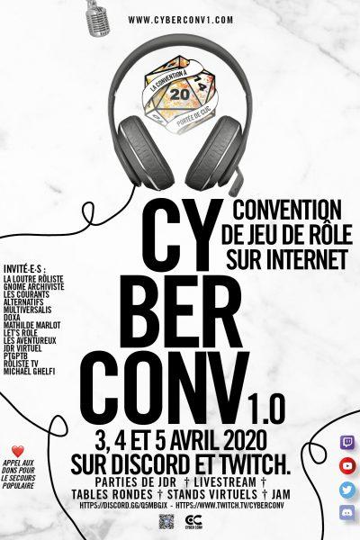 Cyberconv affiche